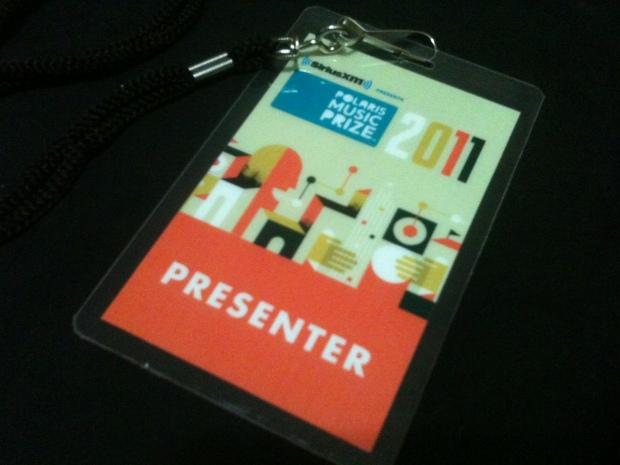 Gala Badge 2011